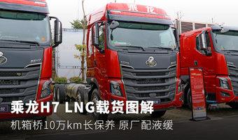 LNG动力 长保养 带液缓 乘龙H7载货图解