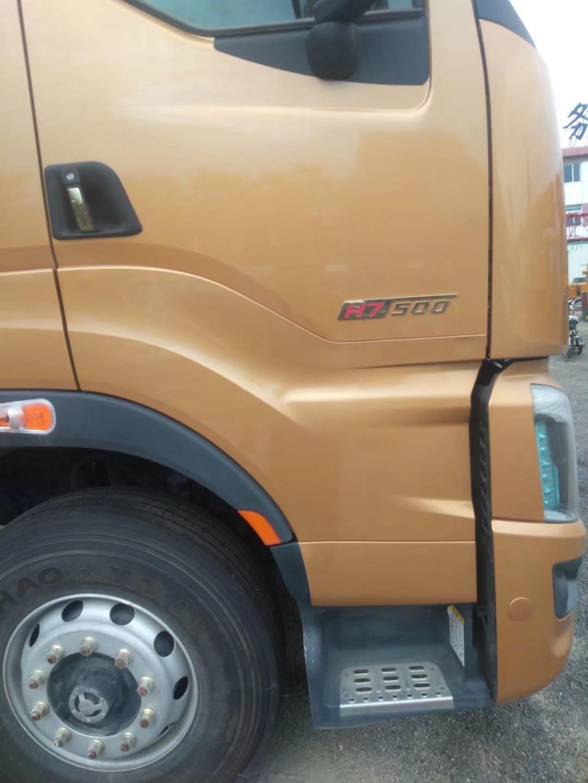 东风柳汽 乘龙H7重卡 2019款 560马力 6X4牵引车(LZ4258H7DB)口碑