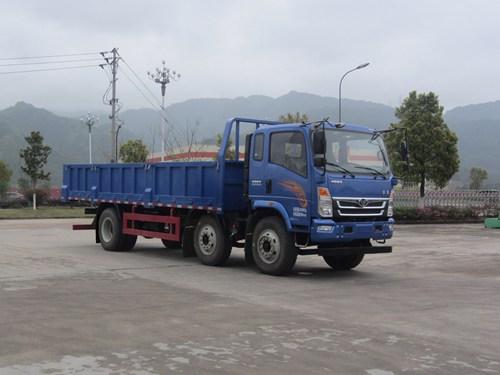 中国重汽 豪曼H3 220力 6X2 5.3米自卸车(ZZ3258GC0EB1)口碑