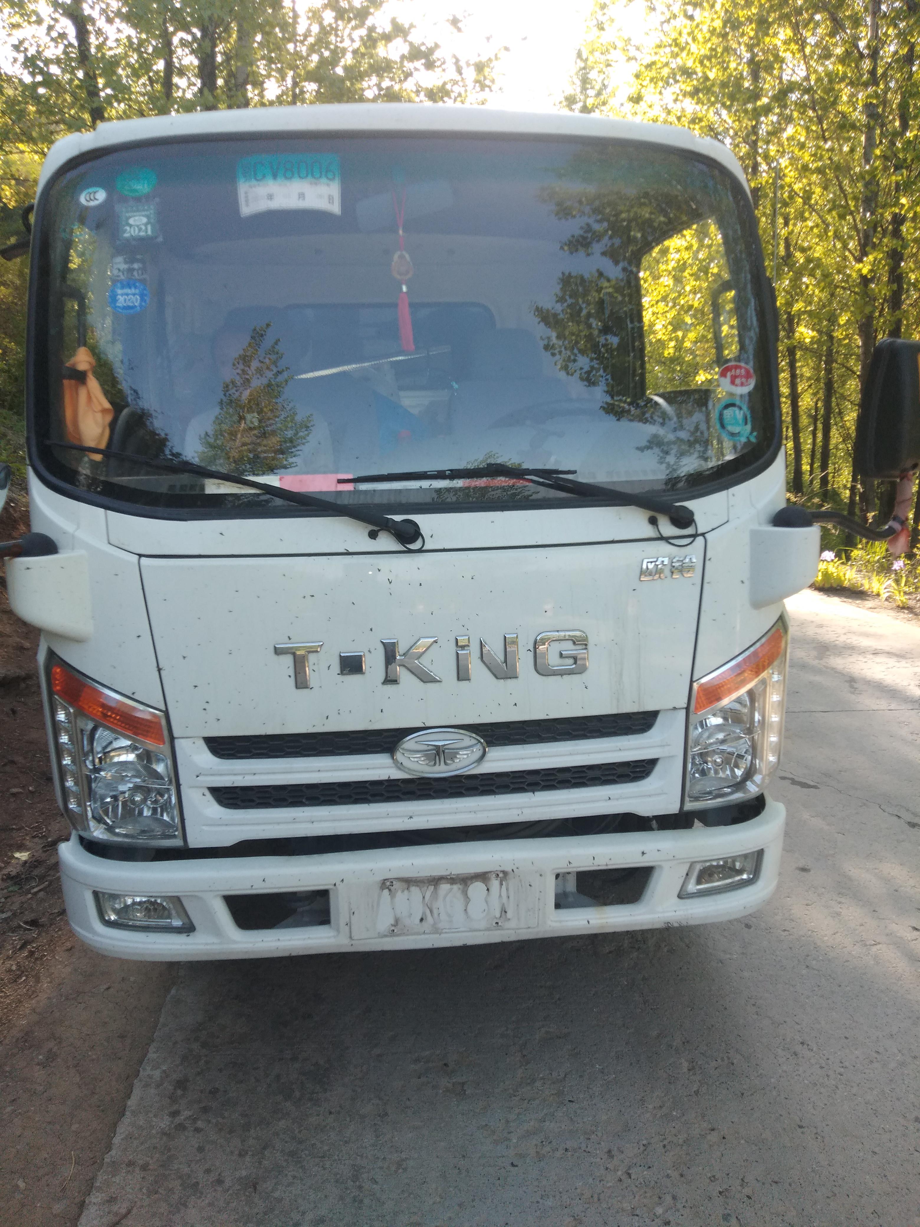 唐骏欧铃 T1系列 110马力 4.15米单排厢式轻卡(ZB5042XXYJDD6V)口碑