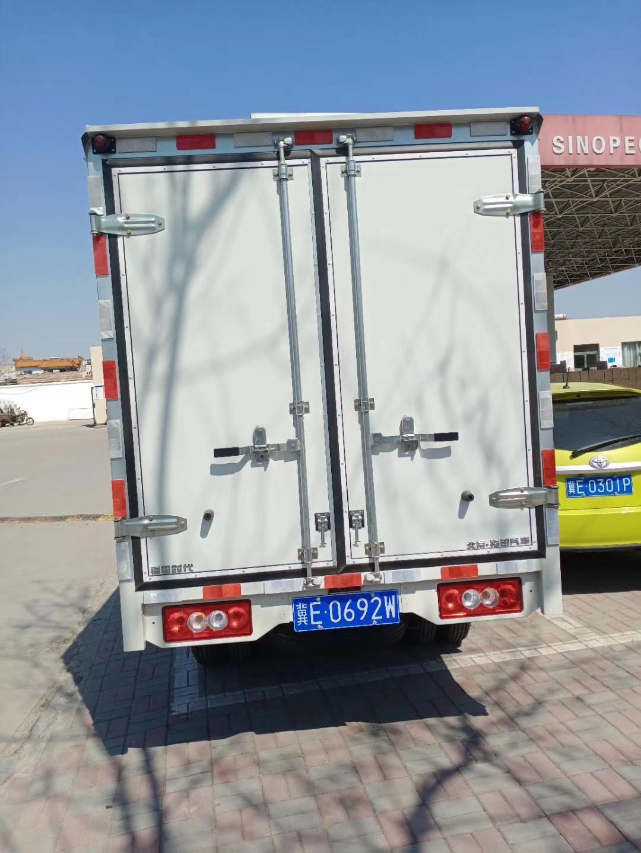 福田时代 小卡之星3 88马力 3.67米单排厢式微卡(BJ5046XXY-F1)口碑