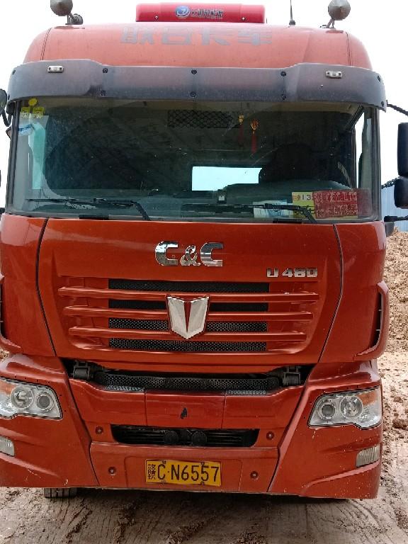 联合卡车 U400重卡 400马力 6X4 油电混动牵引车口碑