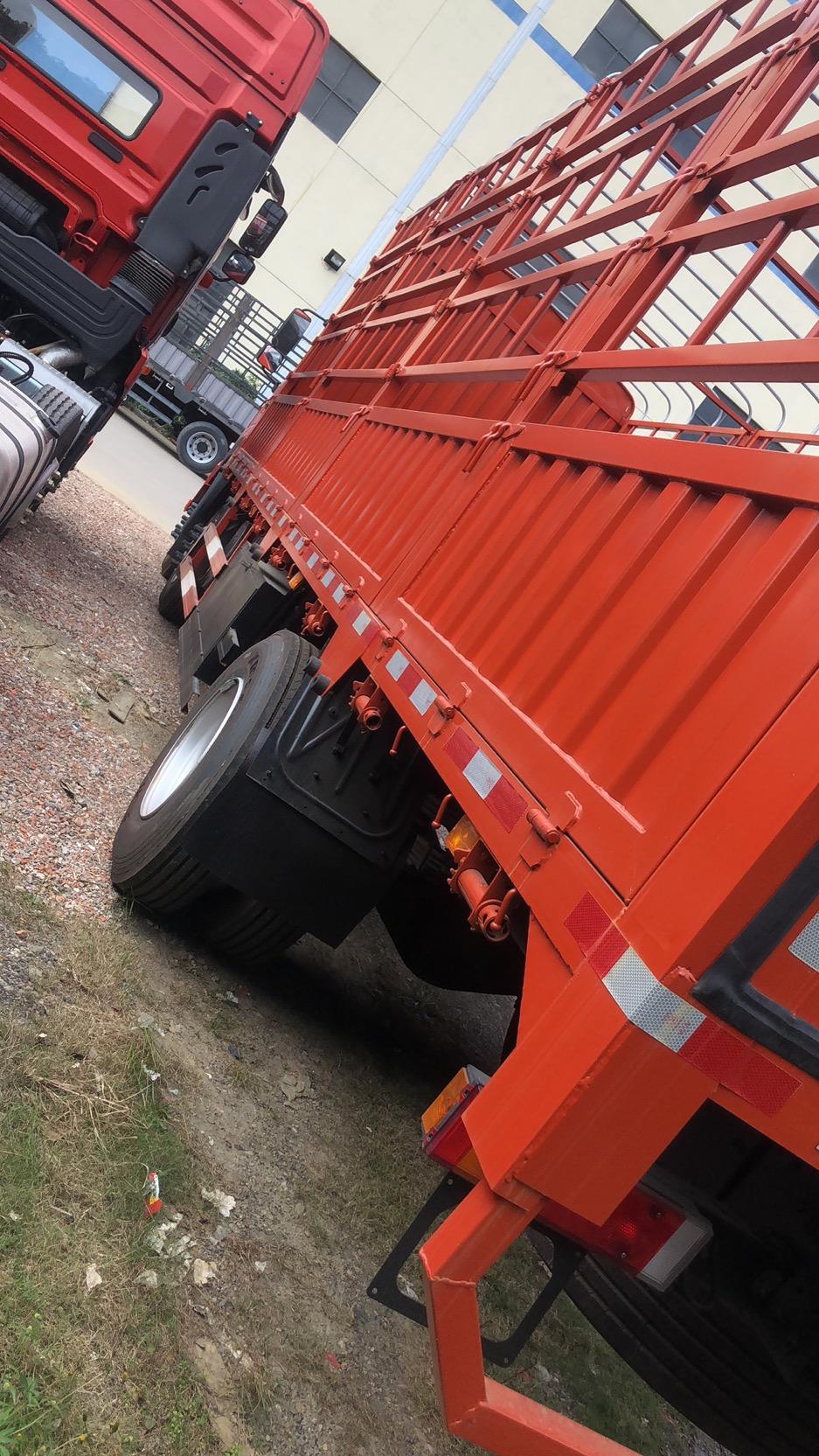 福田 欧曼GTL 6系重卡 质享版 280马力 6X2 9.6米栏板载货车(BJ1259VMPKP-AA)口碑