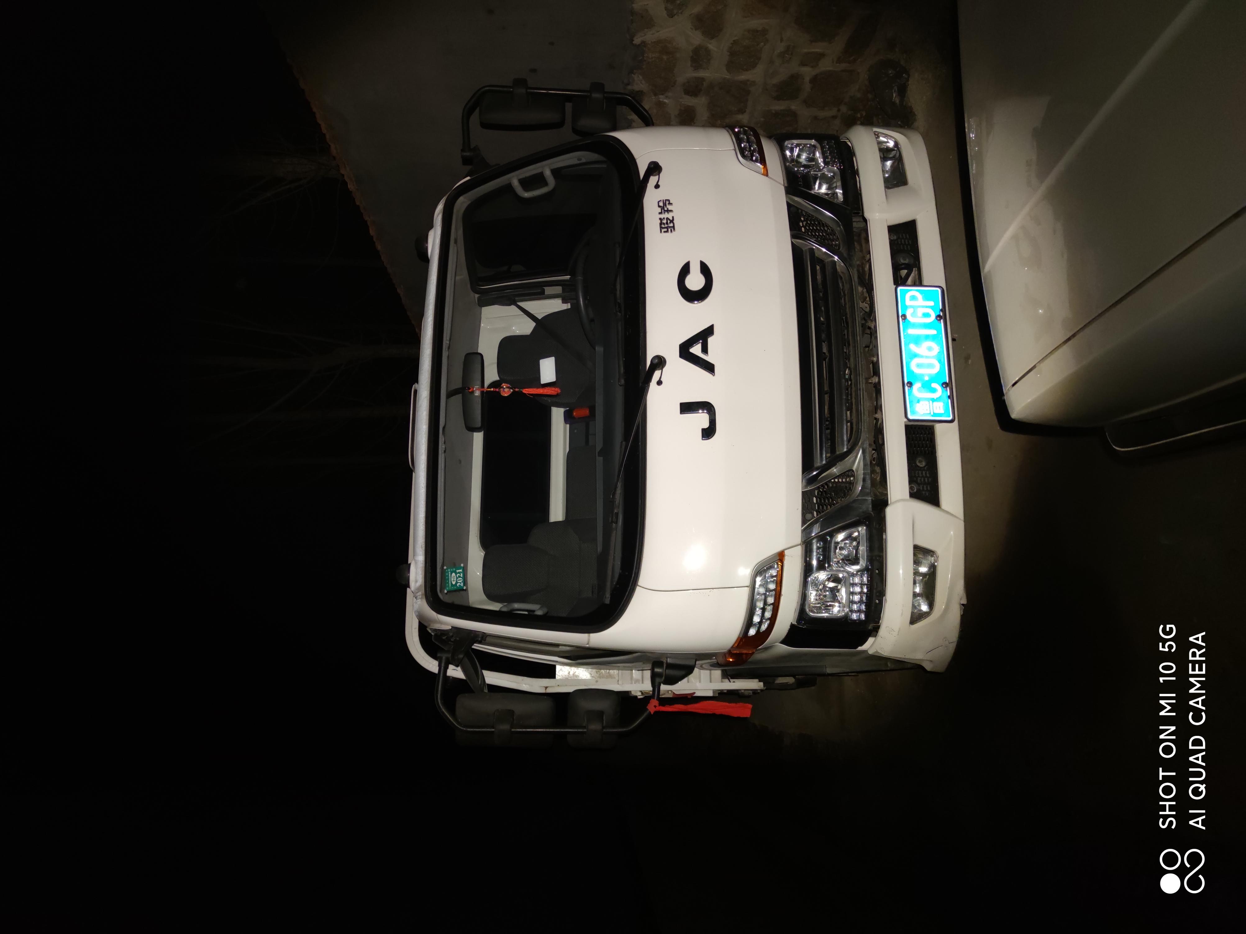 江淮 骏铃V5 110马力 4.15米单排厢式轻卡(HFC5045XXYP92K4C2V)口碑