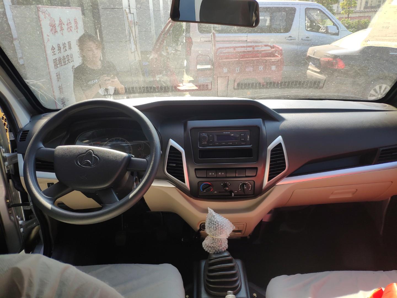 长安跨越王X5 舒适版 1.8L 125马力 2.535米双排厢式小卡(国六)(SC5031XXYFAS65)口碑