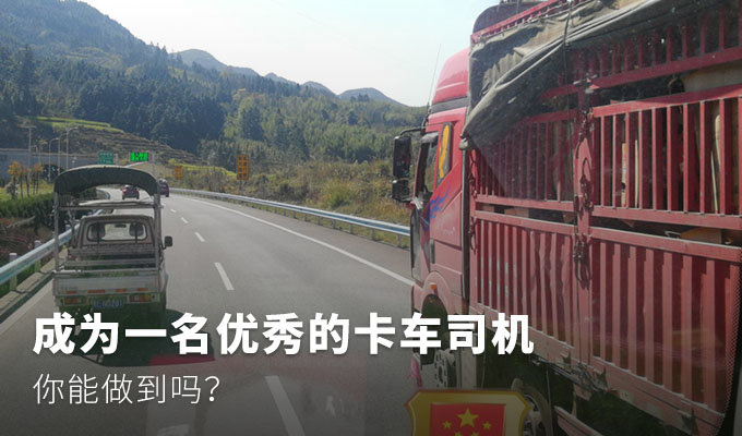 成为一名优秀的卡车司机,你能做到吗?