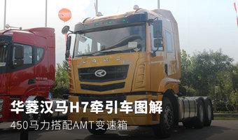 450马力配AMT变速箱 这台汉马H7怎么样
