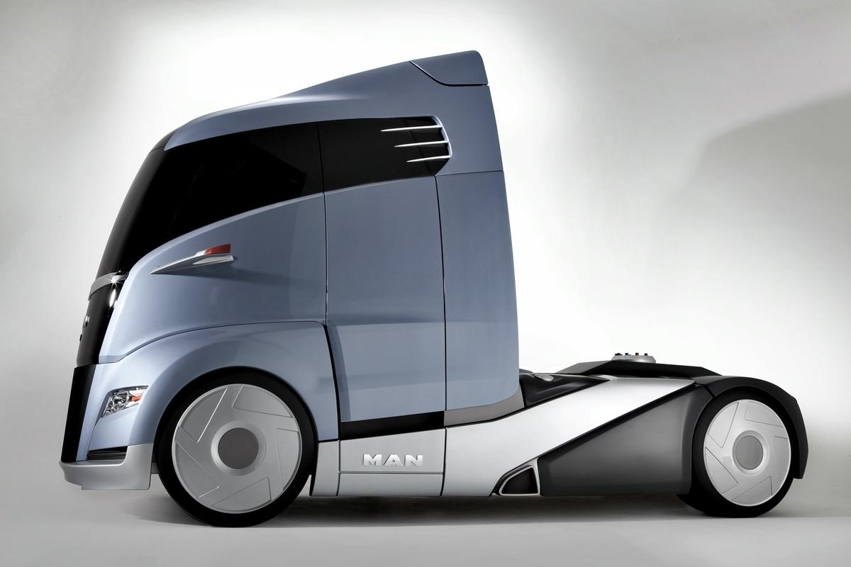 """""""子弹头""""造型卡车成为了时髦? 是未来趋势还是突发奇想?"""